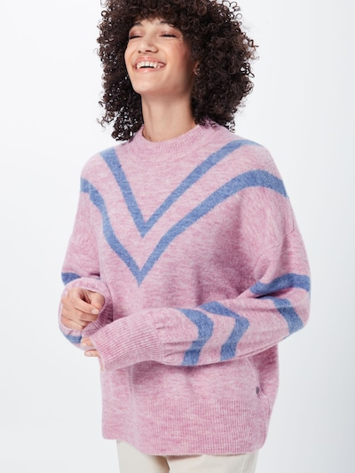 Pepe Jeans Pullover 'Klaire' in rosa, Modelansicht