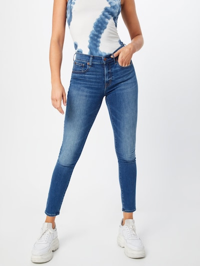 GAP Jeans 'TR SKINNY MED CHARLOTTE' in indigo: Frontalansicht