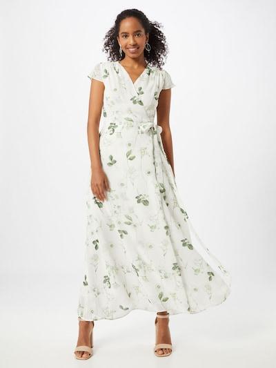 IVY & OAK Kleid in grasgrün / weiß, Modelansicht
