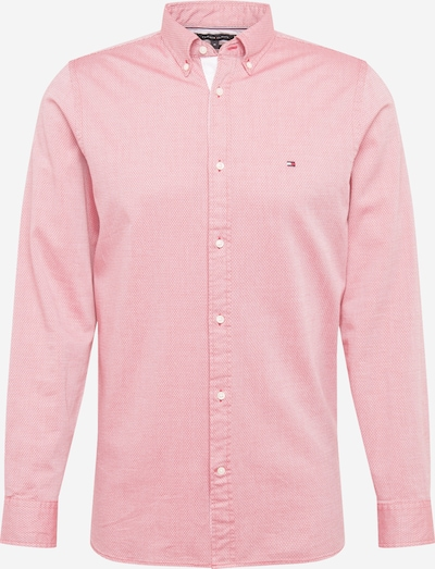 TOMMY HILFIGER Overhemd in de kleur Rood / Wit, Productweergave