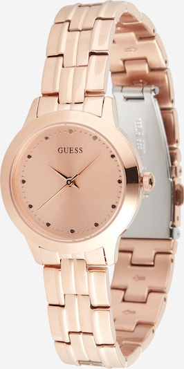 GUESS Uhr 'CHELSEA' in rosegold, Produktansicht