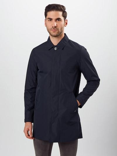 Demisezoninis paltas 'Mac Miles' iš Matinique, spalva – tamsiai mėlyna, Modelio vaizdas
