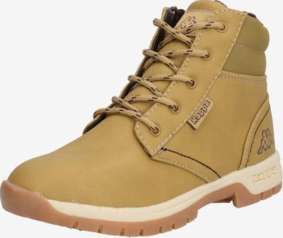 KAPPA Schuhe 'CAMMY FUR' in beige / braun, Produktansicht