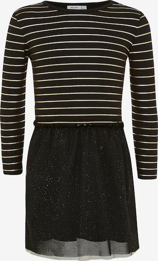 MEXX Kleid in gold / schwarz, Produktansicht
