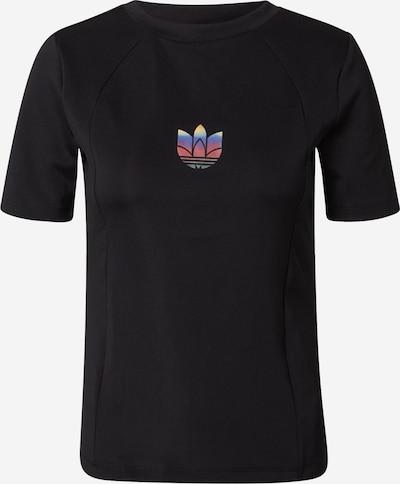 ADIDAS ORIGINALS Shirt in lila / hellpink / schwarz, Produktansicht