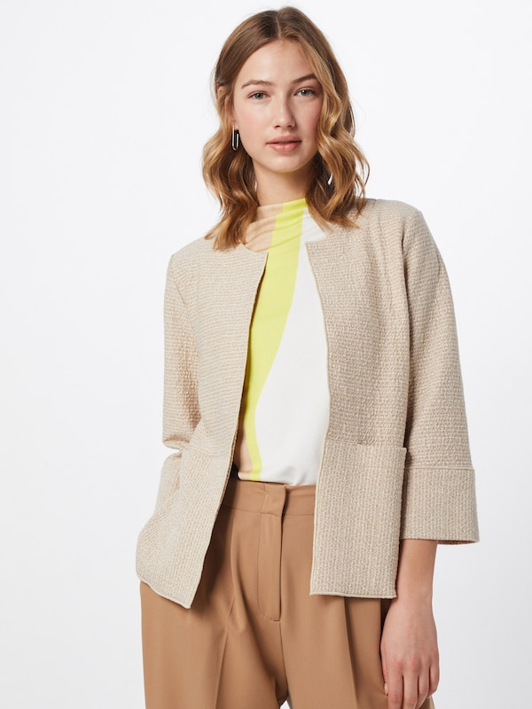 Someday Blazer 'Nadjana' in sand, Modelansicht
