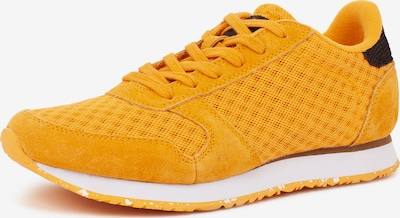 WODEN Sneakers ' Ydun Suede Mesh II ' in gelb, Produktansicht