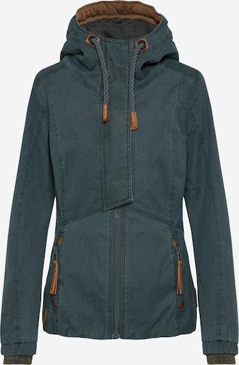 naketano Ceļotāju jaka pieejami zeltaina kastaņkrāsa / raibi brūns / degvielas krāsas, Preces skats