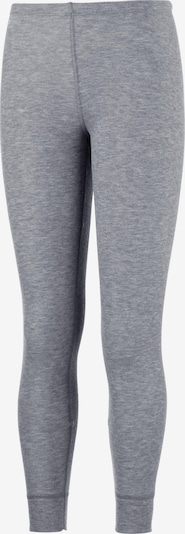 ODLO lange Unterhose in graumeliert, Produktansicht