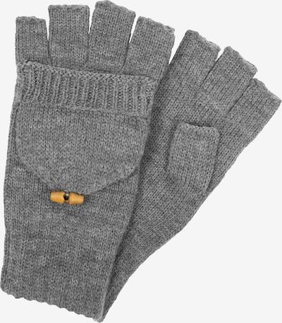 INDICODE JEANS Fingerhandschuhe in graumeliert, Produktansicht