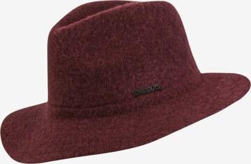 Pălărie 'Lana' de la chillouts pe roșu