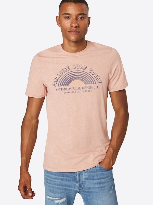 Tee Pink Shirt In Crew Jackamp; Ss Jones Neck' 'jprwes hdQtsr