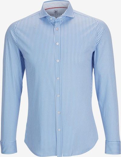 DESOTO Hemd in hellblau / weiß, Produktansicht