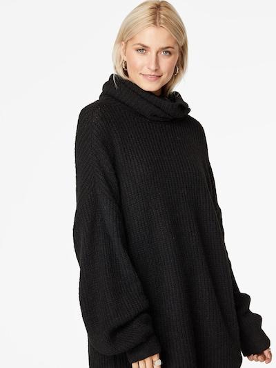 LeGer by Lena Gercke Oversized trui 'Juna' in de kleur Zwart, Modelweergave