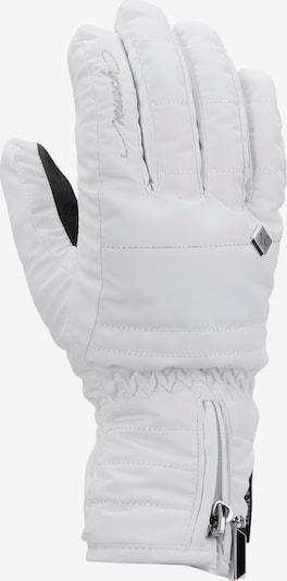REUSCH Handschuhe 'Reusch Martina' in schwarz / weiß, Produktansicht