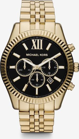 Michael Kors Chronograph 'MK8286' in gold / schwarz, Produktansicht