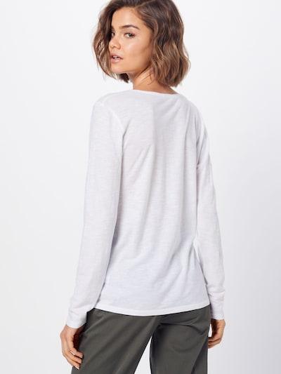 DRYKORN Majica 'ALESA' | bela barva: Pogled od zadnje strani