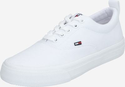 Tommy Jeans Sneakers low in Red / Black / White, Item view