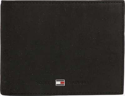 TOMMY HILFIGER Portemonnaie 'Johnson' in feuerrot / schwarz / weiß, Produktansicht