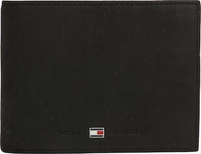 TOMMY HILFIGER Portemonnee 'Johnson' in de kleur Rood / Zwart / Wit, Productweergave