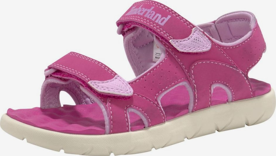 TIMBERLAND Sandale 'Perkins Row' in pink, Produktansicht