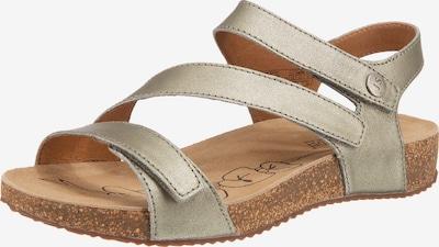 JOSEF SEIBEL Tonga 25 Komfort-Sandalen in silber, Produktansicht