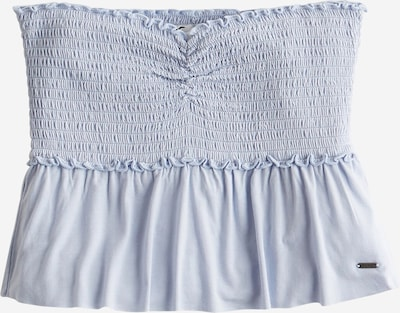 HOLLISTER Top 'MH SMOCK TUBE 4CC' in blau, Produktansicht
