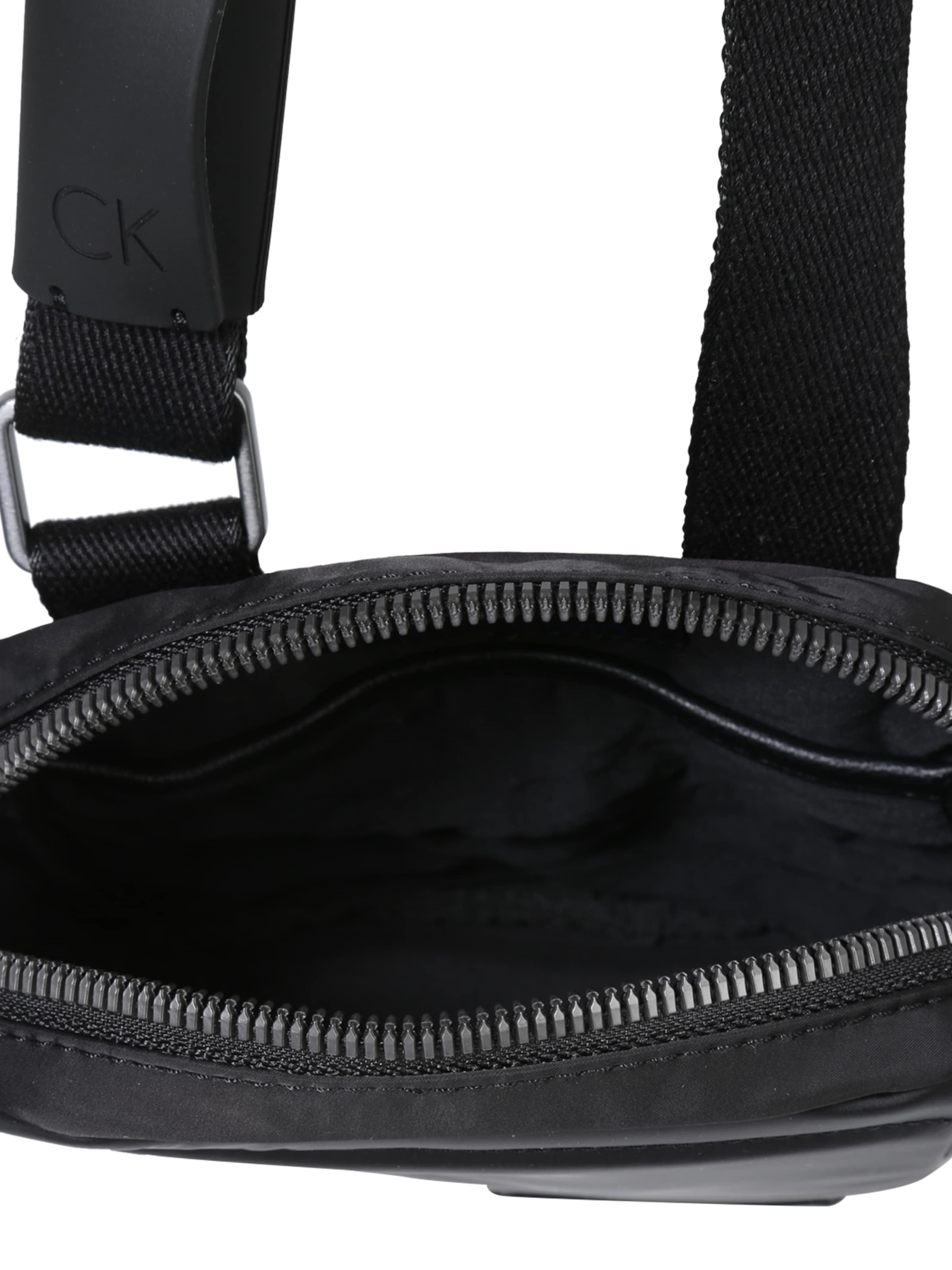 Billig Verkauf Kauf Calvin Klein Umhängetasche 'TECH NYLON MINI REPORTER' Rabatt 2018 Unisex KKR66sS9