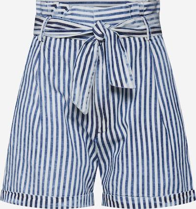 LTB Shorts 'DORLA' in blau / weiß, Produktansicht