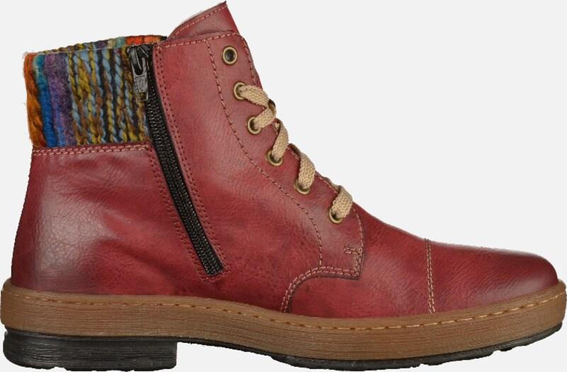 RIEKER Stiefelette Verschleißfeste billige Schuhe Hohe Qualität