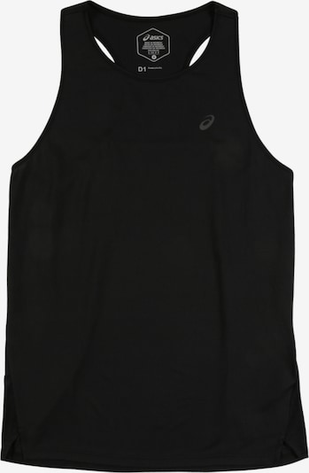 ASICS Sport-Top 'RACE SLEEVELESS' in schwarz, Produktansicht