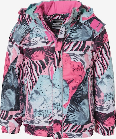 ICEPEAK Winterjacke 'Junction' in mischfarben / pink, Produktansicht