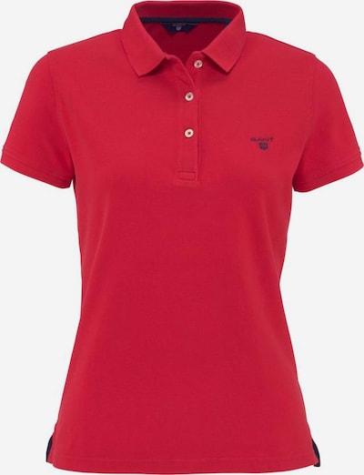 GANT Poloshirt in navy / cranberry, Produktansicht