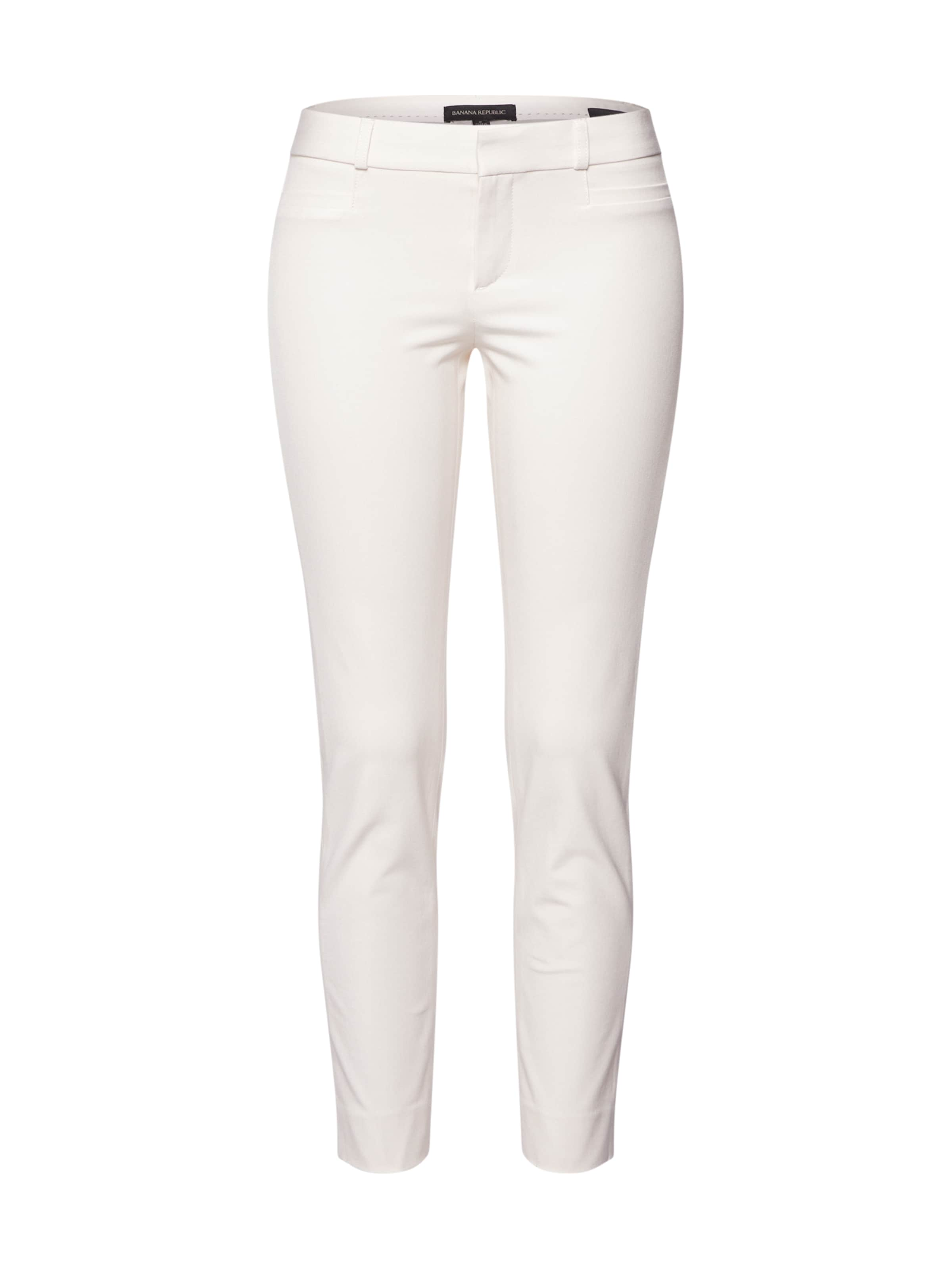 Cream Solid Jeans Creme Republic Banana Pant' In 'sloan A435jLR