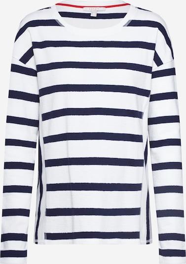 ESPRIT Shirt 'NOOS Stripe Top' in offwhite, Produktansicht