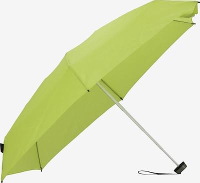 KNIRPS Taschenschirm in hellgrün, Produktansicht