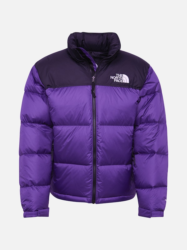 THE NORTH FACE Daunenjacke 'M 1996 RTO NUPTSE JKT' in lila
