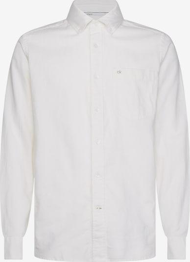 Calvin Klein Hemd in weiß, Produktansicht