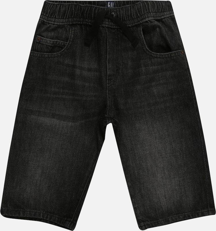 GAP Jeans in de kleur Black denim, Productweergave