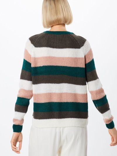 Megztinis 'ELINA' iš ONLY , spalva - mišrios spalvos: Vaizdas iš galinės pusės