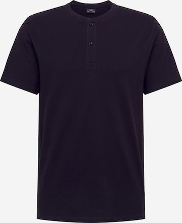 MANGO MAN T-Shirt 'Brunch' in Schwarz