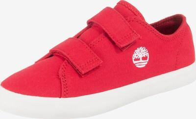 TIMBERLAND Sneaker in rot, Produktansicht