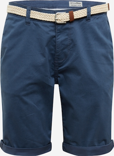 TOM TAILOR DENIM Chinoshorts in blau, Produktansicht