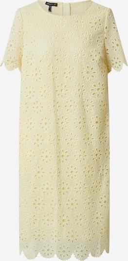 APART Robe en jaune pastel, Vue avec produit