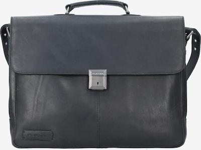 Plevier Aktentasche 'Navigator' in schwarz, Produktansicht