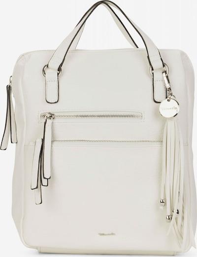 TAMARIS Backpack 'Adele' in White, Item view
