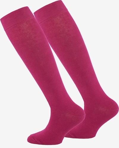 EWERS Kniestrümpfe in pink, Produktansicht