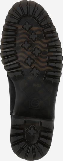 Dr. Martens Boots  'Rometty' in schwarz: Ansicht von unten