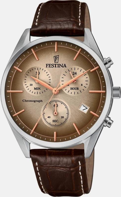 FESTINA Chronograph »Retro, F6860/2«