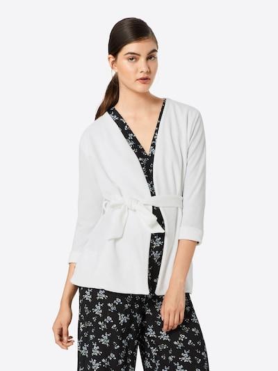 SISTERS POINT Blazer 'CADDY' in weiß, Modelansicht